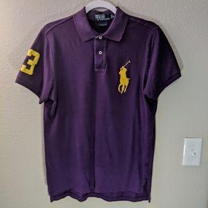 Ralph Lauren Polo Shirt (Size Medium)